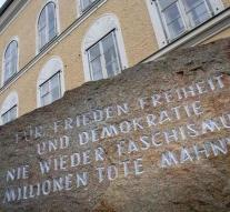 Austria expropriates Hitler's birthplace