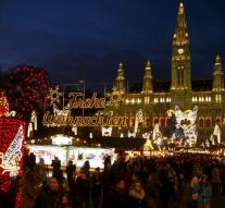 Austrian police warns of New Year terror