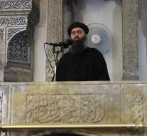Baghdadi possible in border region Iraq and Syria