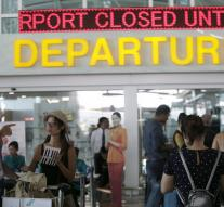 Bali airport remains closed longer