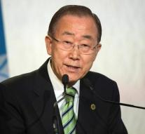 Ban Ki-moon immediately under fire