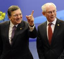 'Barroso violated code of conduct Brussels not '