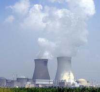 Belgian nuclear power plant later relaunched