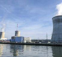 Belgian reactor in Doel is allowed again after leak