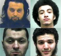 Belgium is searching for fugitive members Sharia4Belgium