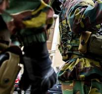 Belgium sends more soldiers to Iraq