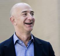Bezos (Amazon) second richest in the world
