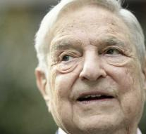 Billionaire Soros settles in Berlin