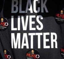Black Lives Matter ripped off by white