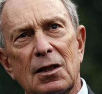 Bloomberg reaffirms millions for environment