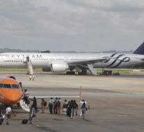 Bomb found in device Air France