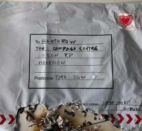 Bomb letters claimed for London and Glasgow