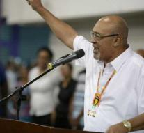 Bouterse can take the last word