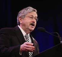 Branstad is Trump's man in Beijing