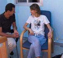 Breast cancer detected in woman Assad, treatment starts the same day