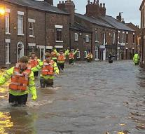 Britons are braced for more rain