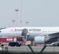 Brussels Airlines exile in Antwerp