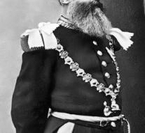 Brussels deletes honor of Leopold II
