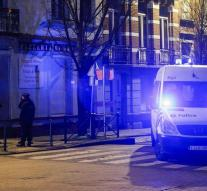 Brussels detainee suspected of attack Paris