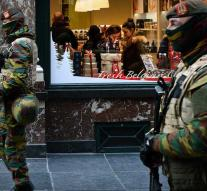 Brussels is deploying additional police on Christmas market
