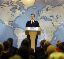 Cameron respects EU referendum outcome