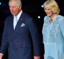 'Camilla suffered from jet lag, not from boredom'