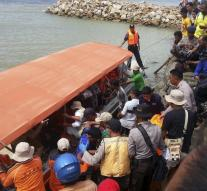Captain disaster Sulawesi ship rescued from the sea
