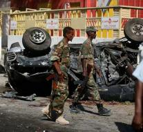 Car bomb explodes at Mogadishu Ministry
