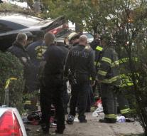 Car drives Halloween revelers on, three dead