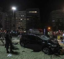 Car rides in public Copacabana: baby dead, 15 wounded