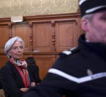 Case Lagarde goes towards acquittal