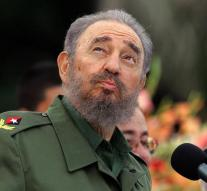 Castro already cremated Saturday
