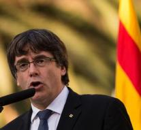Catalan leader wants to table with prime minister