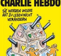 'Charlie Hebdo' opens with attack Berlin