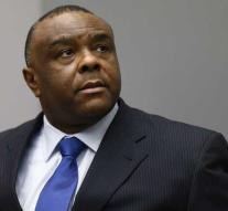 Chief judge excludes Bemba from elections