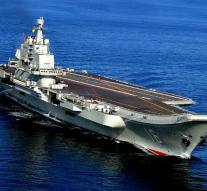 China builds second aircraft carrier
