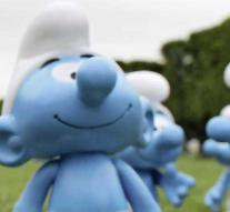 China gets Smurfs amusement park