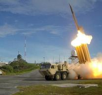 China worried about US missiles in South Korea