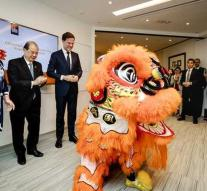 Chinese 'silk route' raises many questions at Rutte