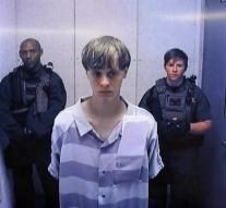 Church Shooter USA guilty of 'hate crime'