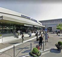 Ciampino airport in Rome closed due to fire