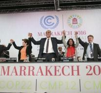 Climate Conference calls for solidarity