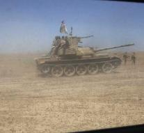 Coalition: fighting northern Iraq 'misunderstanding'