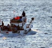 Coast Guard Libya sends back thousands of migrants