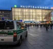 Cologne police promises safe New Year