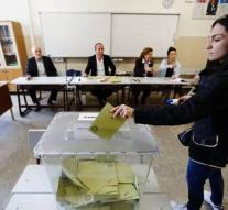 Complaints about irregularities referendum Turkey