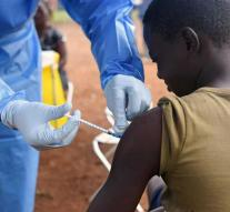 Congo approves experimental Ebola funds