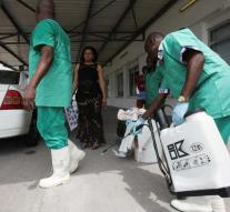Congo confirms first dead ebola