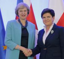 continue to cooperate Poland and Britain