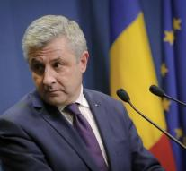 Controversial bill costs Romanian Minister Cup